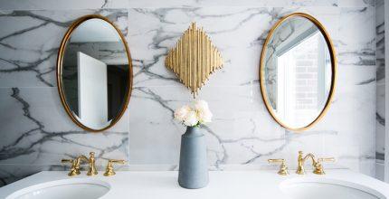 Elegir colores de mármol en decoración según tu estilo