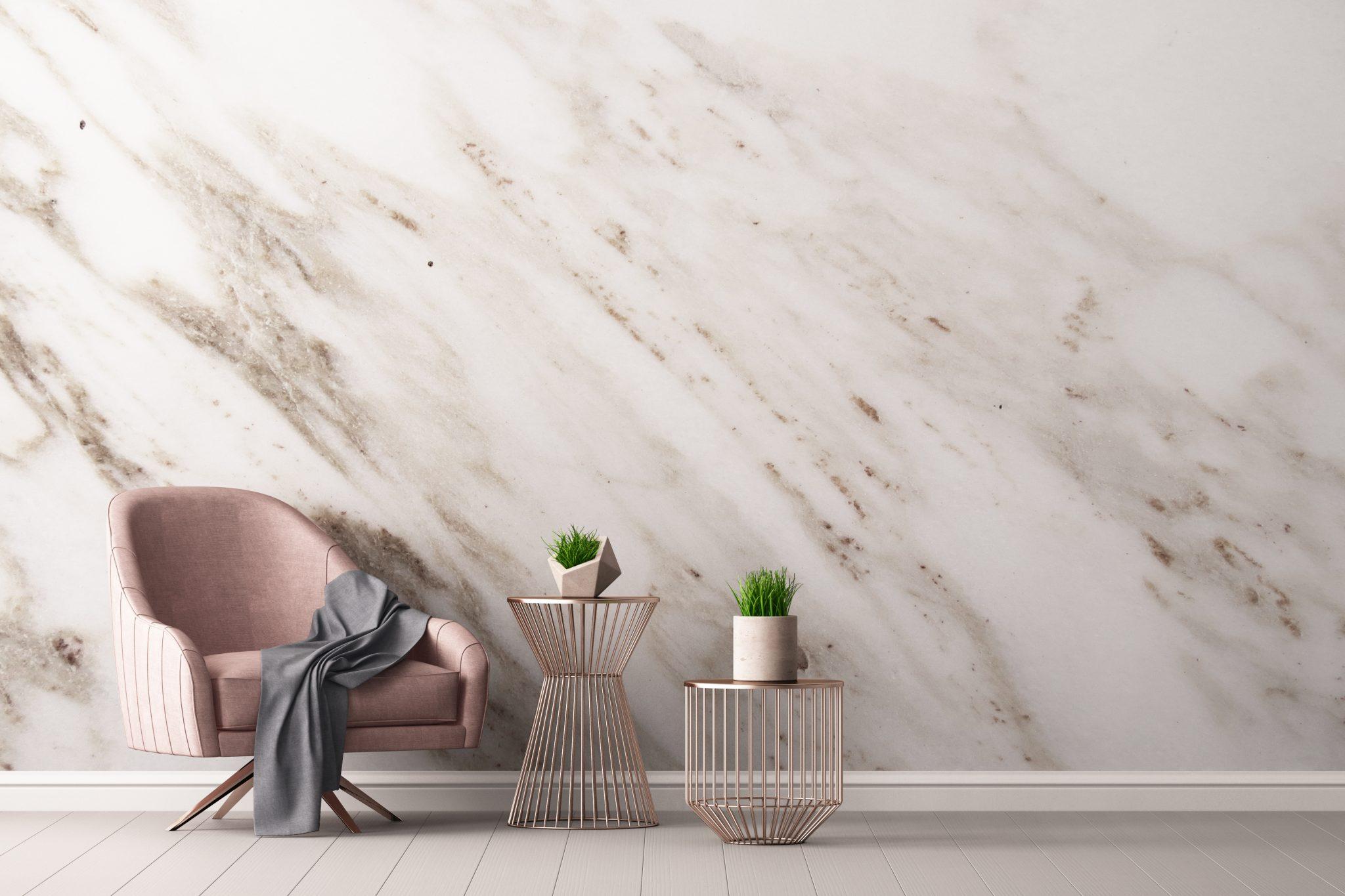 ventajas del mármol decoracion