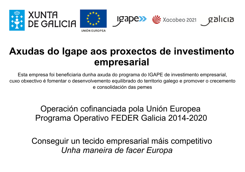 Feder Investimento Empresarial UE